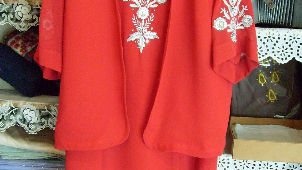 Haljina i jaknica zlatovez