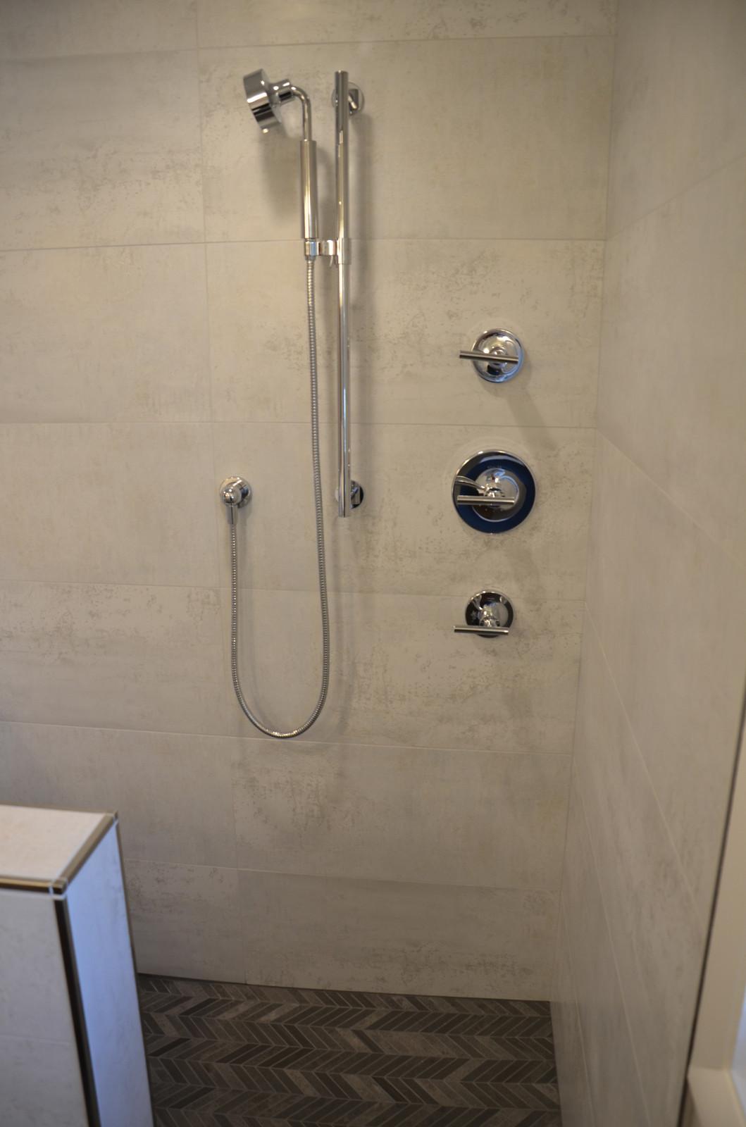 Kohler Purist Shower Trim In Chrome
