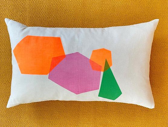 Bonded - Irish Linen Cushion