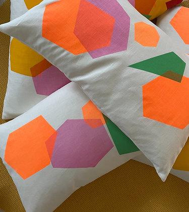 Cut Loose - Irish Linen Cushion