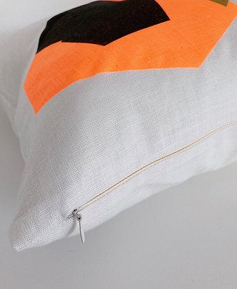 Consonance - Irish Linen Cushion