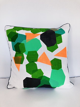Isolate - Irish Linen Cushion
