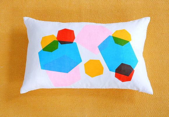 Folk - Irish Linen Cushion