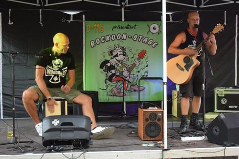 Wehlheider Kirmes Rockoon Stage