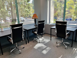 Office 8 in Hollywood, corner of Barham and Forest Lawn