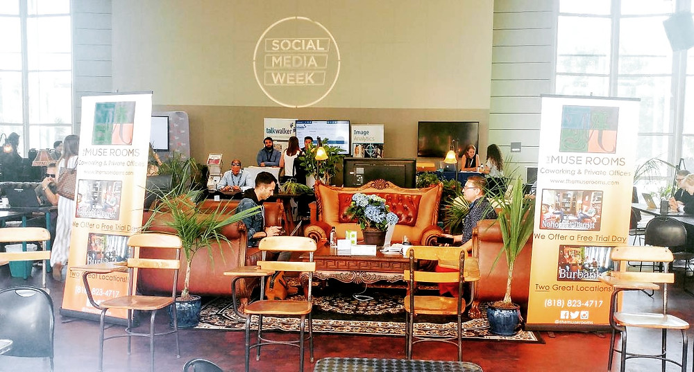 The Muse Rooms Cowork at SMWLA