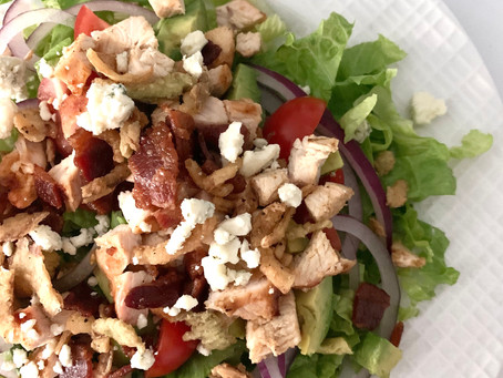 Easy Recipe of the Week: Best Salad Ever