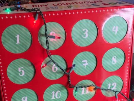 DIY Boozy Advent Calendar