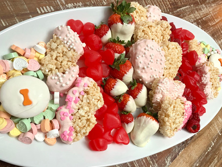 DIY Valentine's Dinner for Your Kids