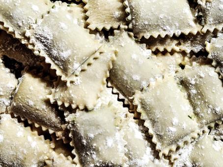 Easy Recipe of the Week: Baked Ravioli