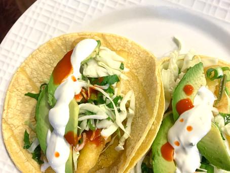 Easy Recipe of the Week: Fish Tacos (Aka: Easy, Peasy Fish Tacos)