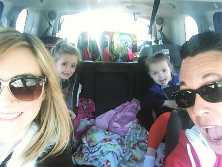 Survival Guide: Road Trip w/Kids