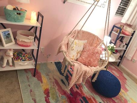 Tween Room Makeover
