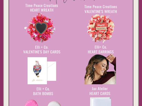 Valentine's Day Gift Lists