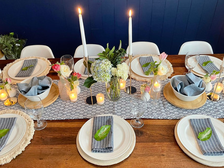How to Throw a French Dinner Party