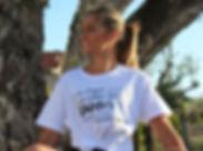 modèle 3  _ tee shirt pilates