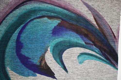 Pre-Order Swirl Print {Jungle Flow}