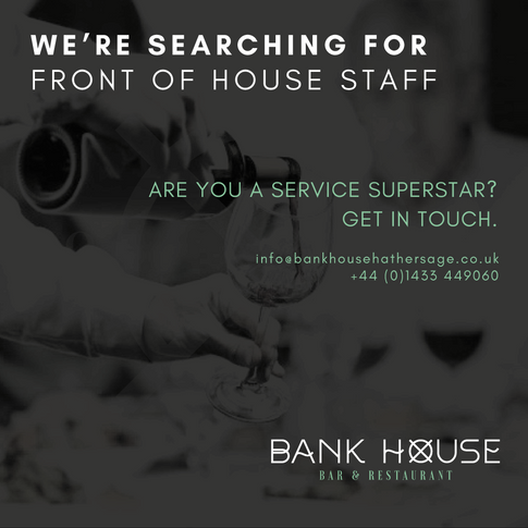 If you love all things food and drink and want to be a part of an exciting new hospitality adventure, then this could be just the right move for you!   As a member of our front of house team with us you'll be a valued part of a tight-knit team that loves the buzz of working under pressure in a brand new restaurant.   We look for:   Passionate about working in hospitality.  Great eye for detail.  Enjoys and wants to be an active member of a team.  Excellent verbal communication.  An understanding of what amazing guest service looks like.   The role:   To guide our guests on culinary tale from the moment they step through the door until the moment they leave. Offer guidance and advice around our food and drink menus.  Serve our produce with style, decorum and a smile.  Taking pride in maintaining highest standards of cleanliness and safety. Adhere to safety and hygiene regulations at all times.  Being a valuable part of the wider team to ensure the best guest experience.   What we offer:   An attractive and competitive salary.  All meals are included during working hours.  25% staff discount on all meals out of working hours.  Tailored industry training.  Pension.  Flexible shifts.  Up to 20 days holiday, accruing an additional day for each full year of service. Up to a max of 25 days.   Oh, and you'll have a whole heap of fun! Interested?   Simply click the email link below and let us know.