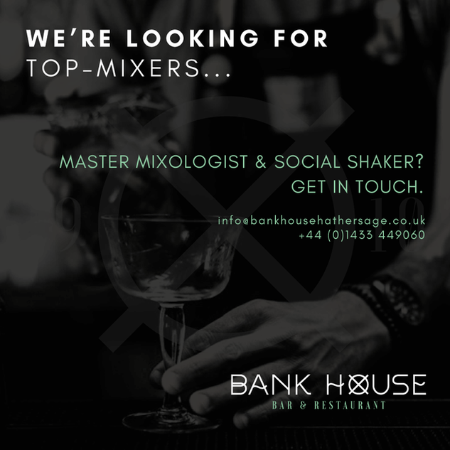 If you love creating show stopping drinks and are in search of your next challenge, then this could be just the right move for you!   As a Mixologist with us you'll be a valued part of a tight-knit team that loves the buzz of working under pressure in a brand-new bar & restaurant.   We look for:   Passionate about working in hospitality.  Great eye for detail.  Enjoys and wants to be an active member of a team.  Excellent verbal communication.  An understanding of what amazing guest service looks like.   The role:   Create and serve exceptional cocktails in accordance with brand standards.  Ensuring the perfect serve is poured every time. Passing on industry knowledge to customers and other team members.  Taking pride in maintaining highest standards of cleanliness and safety. Adhere to safety and hygiene regulations at all times.  Being a valuable part of the wider team to ensure the best guest experience.   What we offer:   An attractive and competitive salary. All meals are included during working hours.  25% staff discount on all meals out of working hours.  Tailored industry training.  Pension.  Flexible shifts.  Up to 20 days holiday, accruing an additional day for each full year of service. Up to a max of 25 days.   Oh, and you'll have a whole heap of fun!   Interested? Simply click the email link below and let us know.