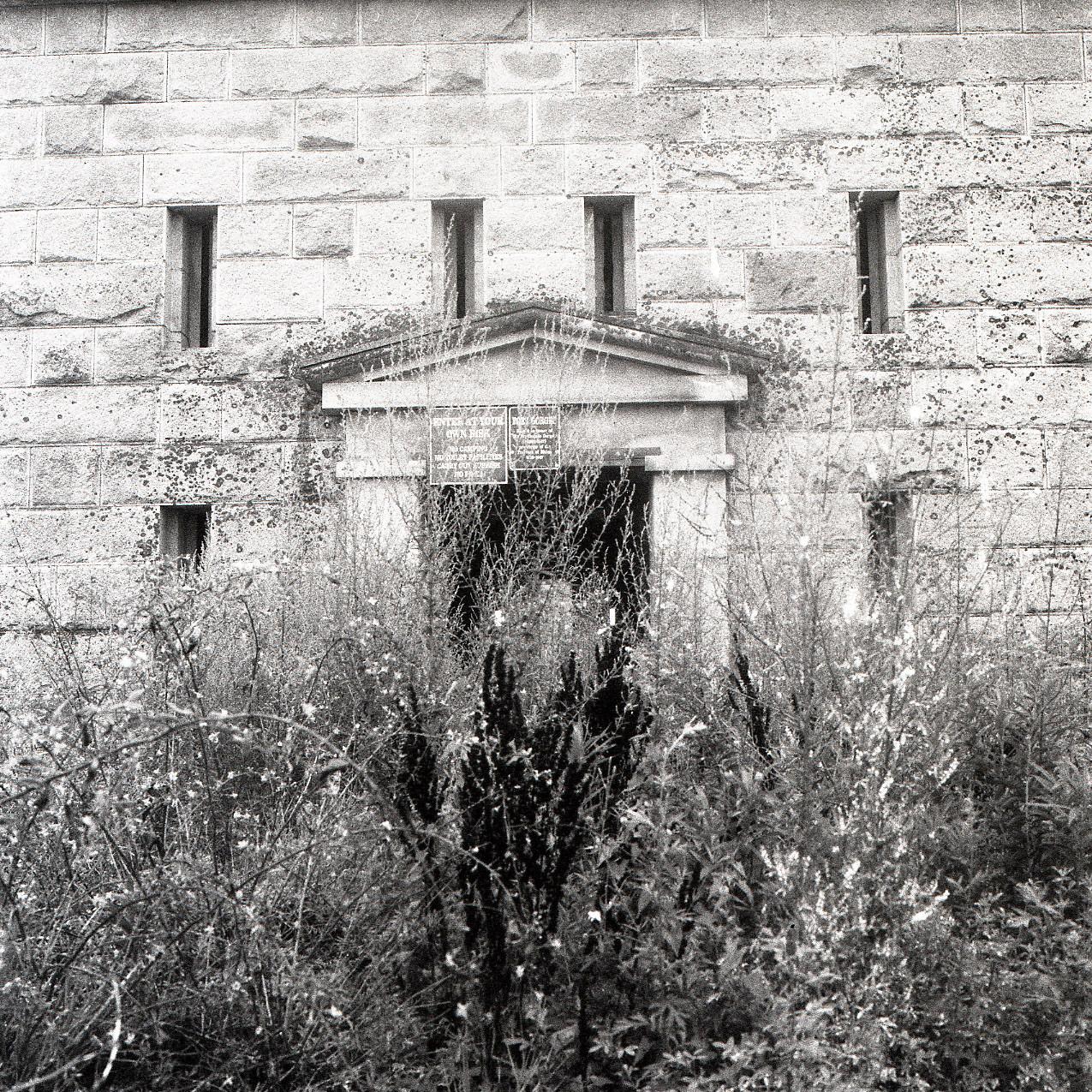 fort gorges, 1