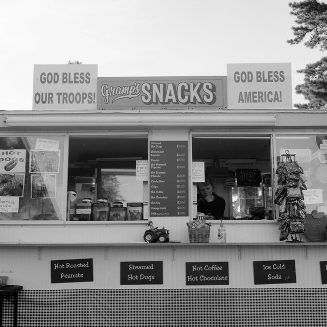 gramp's snacks (god bless america)
