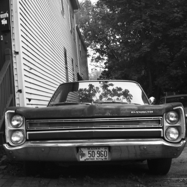 not my plymouth