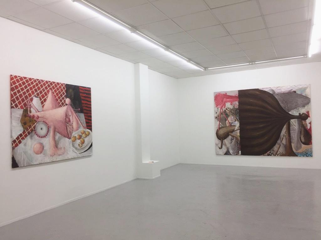Secret Garden- Siro Cugusi- solo exhibition