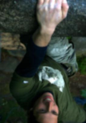 Klettern Hochstein Hochsteinbaude