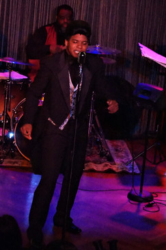 Dedrick Weathersby as James Brown.JPG