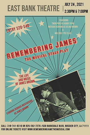 The East Bank Theatre Flyer (Remembering