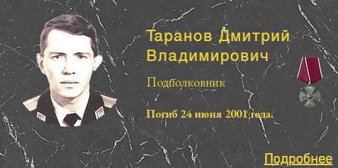 Таранов Д.В.