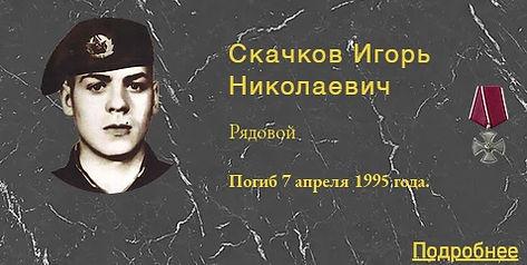 Скачков И.Н.