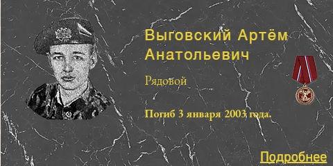 Выговский А.А.