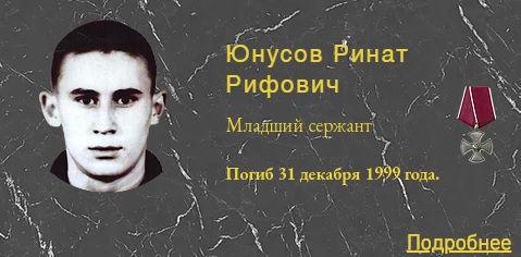 Юнусов Р.Р.