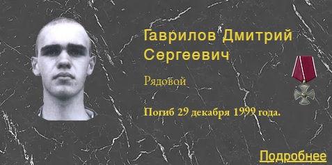 Гаврилов Д.С.