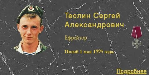 Теслин С.А.