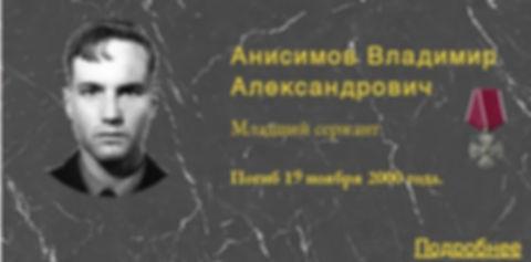 Анисимов В.А.