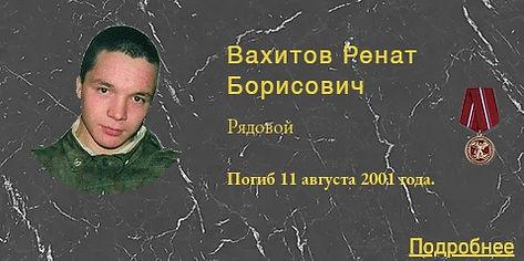 Вахитов Р.Б.