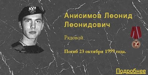 Анисимов Л.Л.