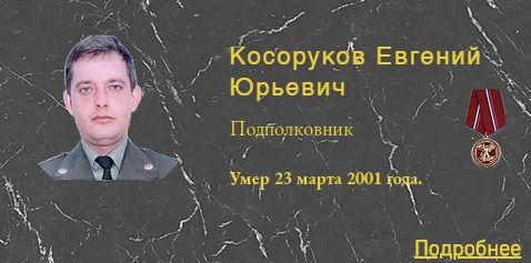 Косоруков Е.Ю.