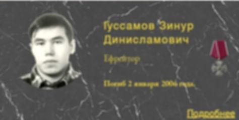 Гуссамов З.Д.