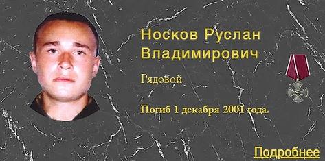 Носков Р.В.