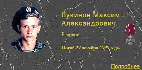 Лукинов М.А.