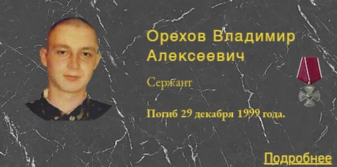 Орехов В.А.