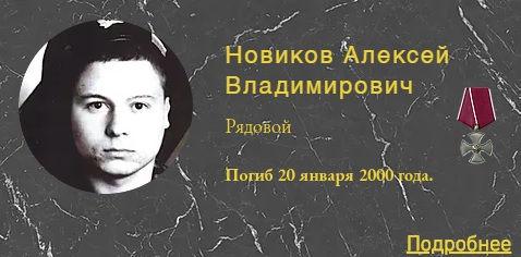 Новиков А.В.