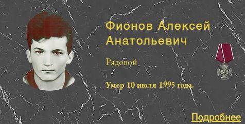 Фионов А.А.