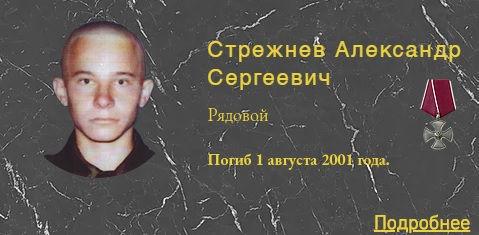 Стрежнев А.С.