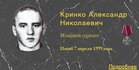 Кринко А.Н.