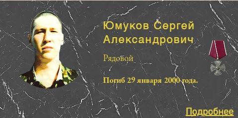 Юмуков С.А.