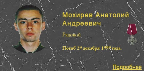 Мохирев А.А.